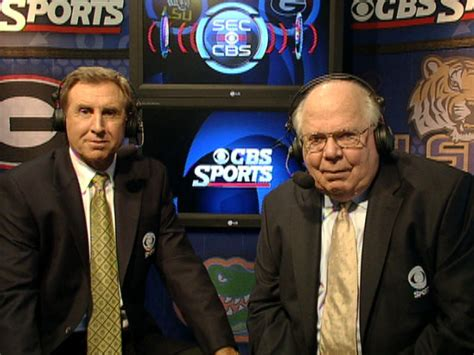 TV Commentators For Week 6 SEC Games - 10/1/14 | SECRant.com
