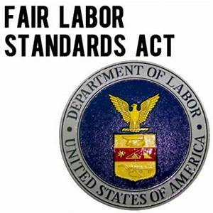 Fair Labor Standards Act - Applicability to Camps ...
