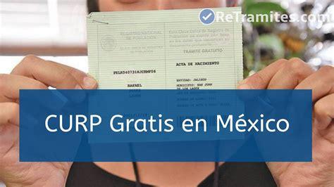 5 ¿que es la constancia de no registro? ¿Cómo Imprimir mi CURP Gratis? 【 Proceso Oficial 2020