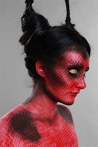 10+ Halloween Devil Makeup Ideas For Girls & Women 2016 ...