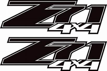 Z71 Clipart Chevy Gmc Road 4x4 Truck