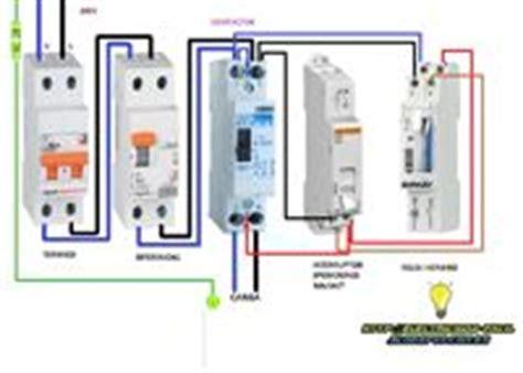 esquemas el 233 ctricos manual automatico contactor monofasico reloj horar esquemas el 233 ctricos