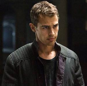 Tobias Eaton | Theo James | Pinterest | Tobias, Grumpy ...