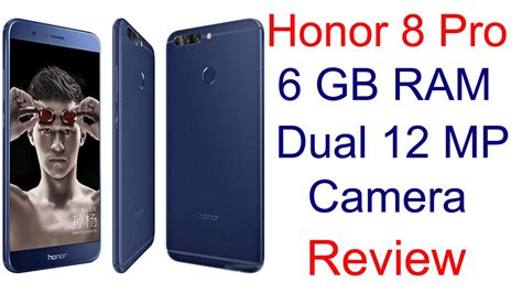 huawei honor 8 pro review features specifications