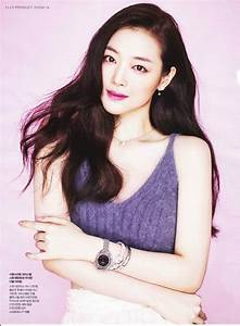 Sulli talks to ELLE Korea about finding herself, living ...