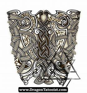 Tatouage Valkyrie Nordique : norse basic designs recherche google frog pinterest viking dragon basic and dragon ~ Melissatoandfro.com Idées de Décoration