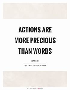 Words Hurt More Than Actions Quotes - ma