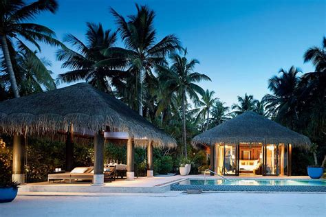 Luxury Villa On Swedish Island by Velaa Island Maldives Pool Villa One Bedroom