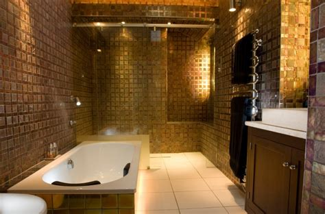 Ten Elegant Gold Bathroom Ideas To Be Amazed By