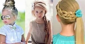 Coiffure Facile Pour Petite Fille : tresses faciles pour petite fille coiffure simple et facile ~ Nature-et-papiers.com Idées de Décoration