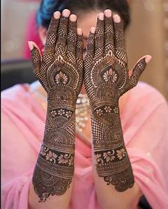 Bridal Mehendi Designs you Just CAN'T Miss this wedding ...