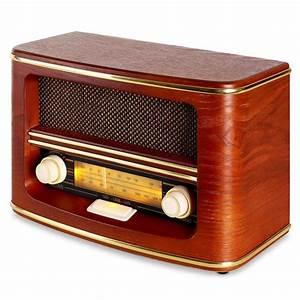 Poste Radio Vintage : belle epoque radio vintage am fm ~ Teatrodelosmanantiales.com Idées de Décoration