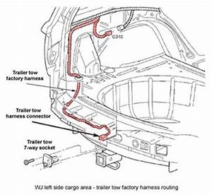 i need to put in a trailer hitch wire harness for fixya With trailer wiring harness on 7 pin trailer plug wiring diagram tahoe