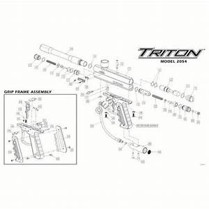 Viewloader Triton I Gun Diagram