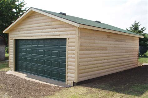 log sided garage  sale  harper ks kansas outdoor