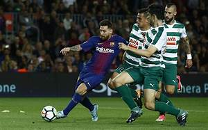 La Liga: Messi nets four goals as Barcelona rout Eibar 6-1 ...