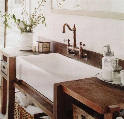 farm style bathroom love these apron front farm style sinks denver house