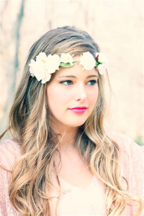 White Roses Headpiece, Bridal Headband, Flower Headpiece ...