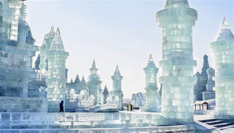 Harbin And Snow Festival Picture by Harbin And Snow Sculpture Festival World Travel Guide
