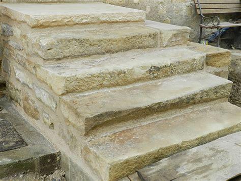 Rénovation D'un Escalier En Pierre Du Sundgau