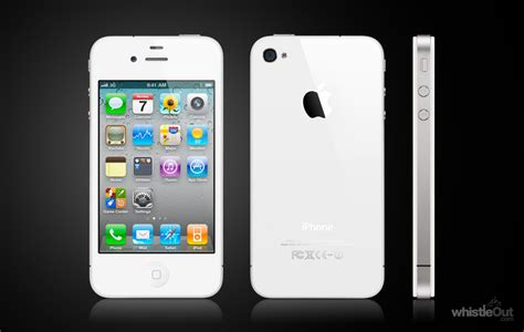 iphone 4 prices iphone 4 8gb on o2 compare tariffs deals prices