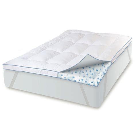 Bed Topper by Biopedic Memory Plus 3 In Memory Foam And Fiber