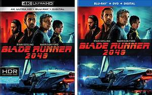 Blade Runner 2049 Blu Ray Release Date Details Pre
