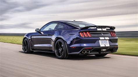 No Horsing Around 2019 Ford Mustang Shelby Gt350