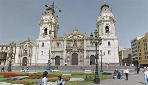 semana santa 7 iglesias para visitar en el centro de lima 1 de 7 vamos per 250 el