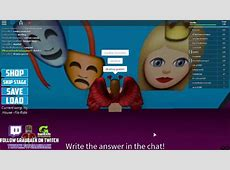 ROBLOX] Guess The Emoji 207 stages [1207] Full answers in