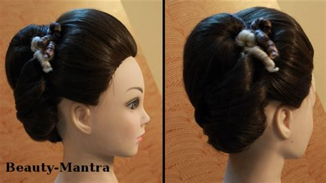 simple hairstyles for indian wedding hairstyle for women
