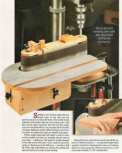 DIY Belt Sander • WoodArchivist