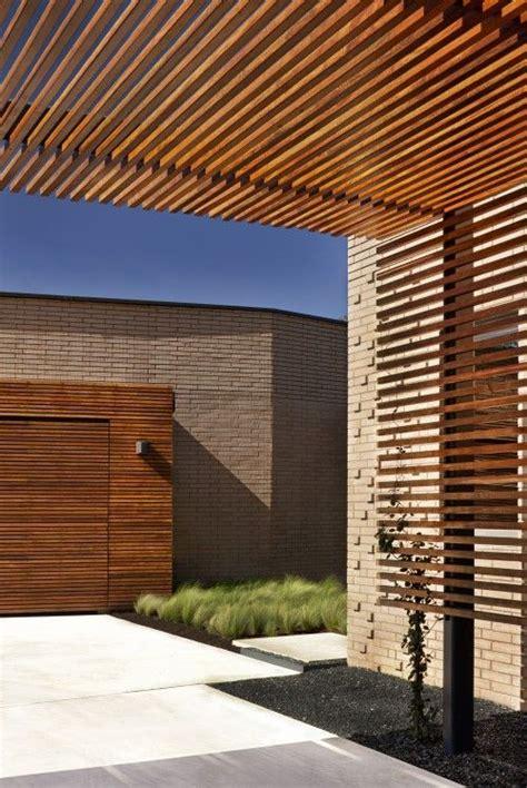 Ipe Wood Trellis And Garage Door  Trellis Pinterest