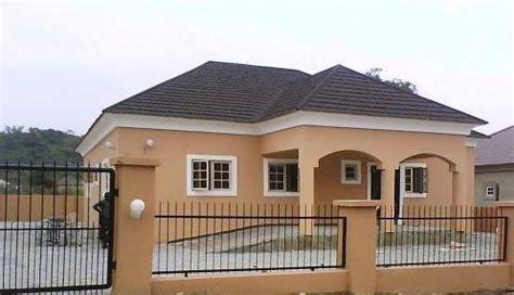 Beautiful House Designs in Nigeria (bungalow & duplex