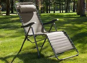 Fauteuil Relax Jardin : fauteuil de jardin relax n o taupe ~ Nature-et-papiers.com Idées de Décoration