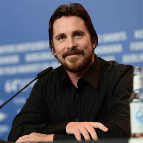 Which Surprising Star Has Major Crush Christian Bale