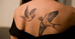 Tatouage Oiseau Homme : les meilleures id es pour un tatouage oiseau et sa ~ Melissatoandfro.com Idées de Décoration