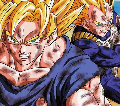 Download Goku Vegeta Wallpaper By Ahkioz Now Browse