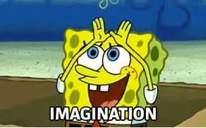 Spongebob Imagination ...
