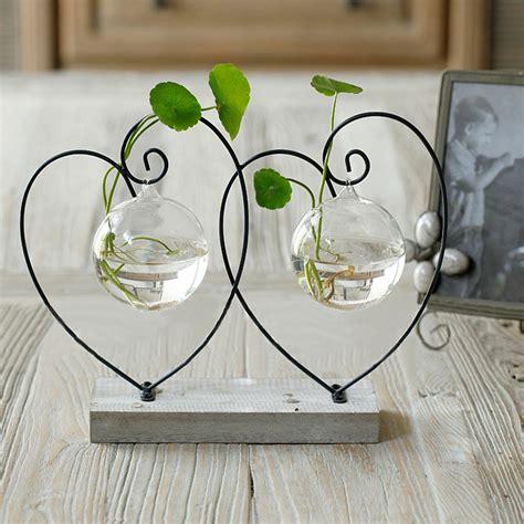 decor glass aliexpress com buy home vase decoration brief transparent glass vase fashion home decoration