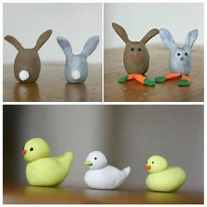 8 Cute Easter Crafts! - Things to Make and Do, Crafts and ...