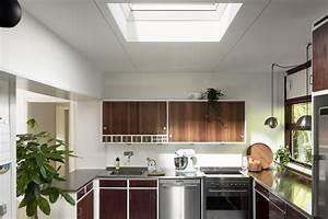 Come rinnovare una vecchia cucina for Cucine con tetto ribassato