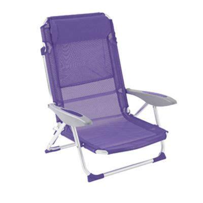 siege de plage pliante fauteuil de plage ou vert castorama