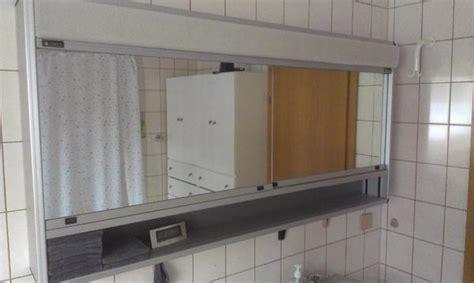 Badezimmer Spiegelschrank Kleinanzeigen by Badezimmer Schiebet 252 Ren Spiegelschrank In Ilvesheim Bad