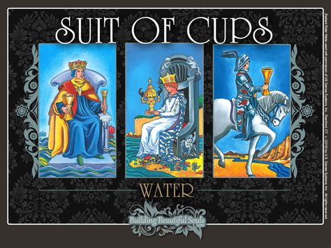 Arcana Deck Build by Suit Of Cups Tarot Card Meanings Tarot Reading