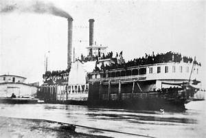 Sultana Explosion 150 Years Ago Today  1 800 Died In Us History U0026 39 S Greatest Maritime Disaster