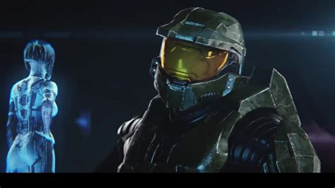 Halo Master Chief Wallpapers Halo 2 Anniversary Official Cinematic Launch Trailer En Youtube