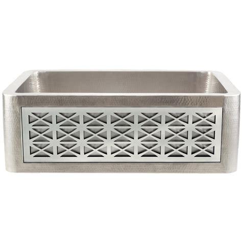 hammered stainless steel kitchen sink linkasink hammered stainless steel kitchen farm sinks 6977