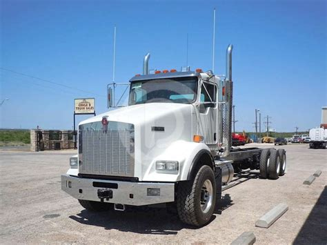 kenworth truck cab 2016 kenworth t800 day cab truck for sale 1 249 miles