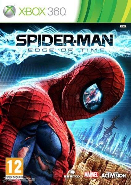 spider man edge  time  xbox  djuegos